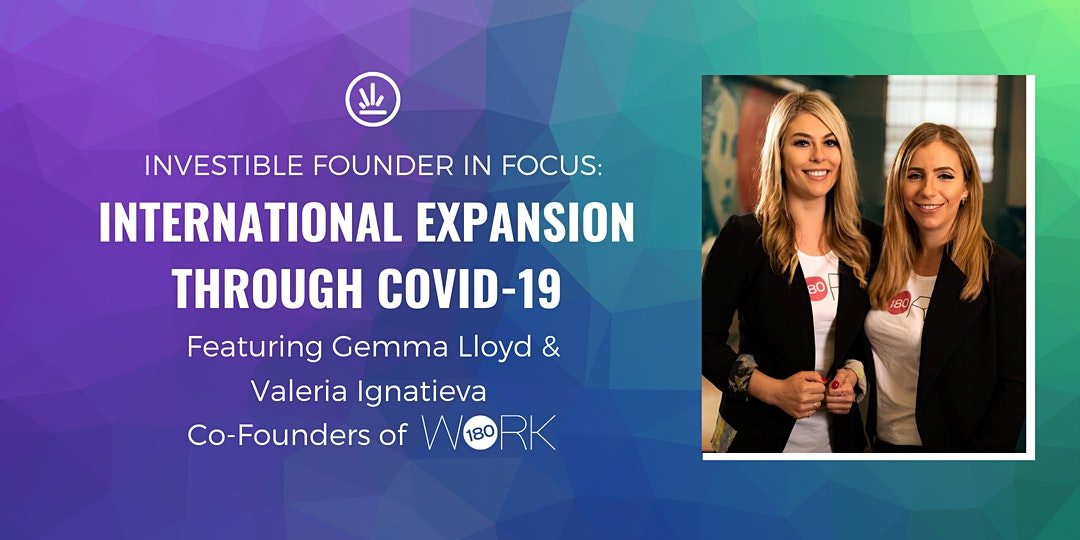 Q&A Event: International Expansion through COVID-19 image